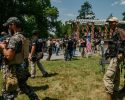 Armed Militias Flock to Gettysburg to Foil Fake Antifa Flag Burning