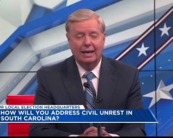How will you address civil unrest in South Carolina, Take 2