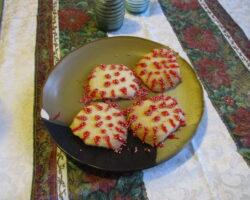 I have creative kids – Jennifer's Xmas dinner
