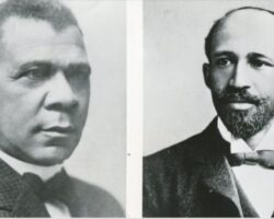 The Great Debate: Booker T. Washington vs. W.E.B. Du Bois