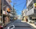 Walking in Futenma Town