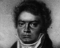 Beethoven, The  Street Musician?