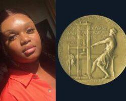 Darnella Frazier Awarded Pulitzer Special Citation